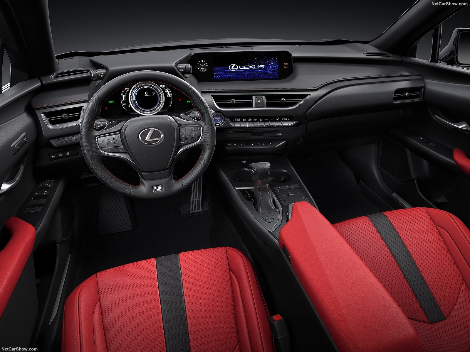 Lexus UX photo 189570