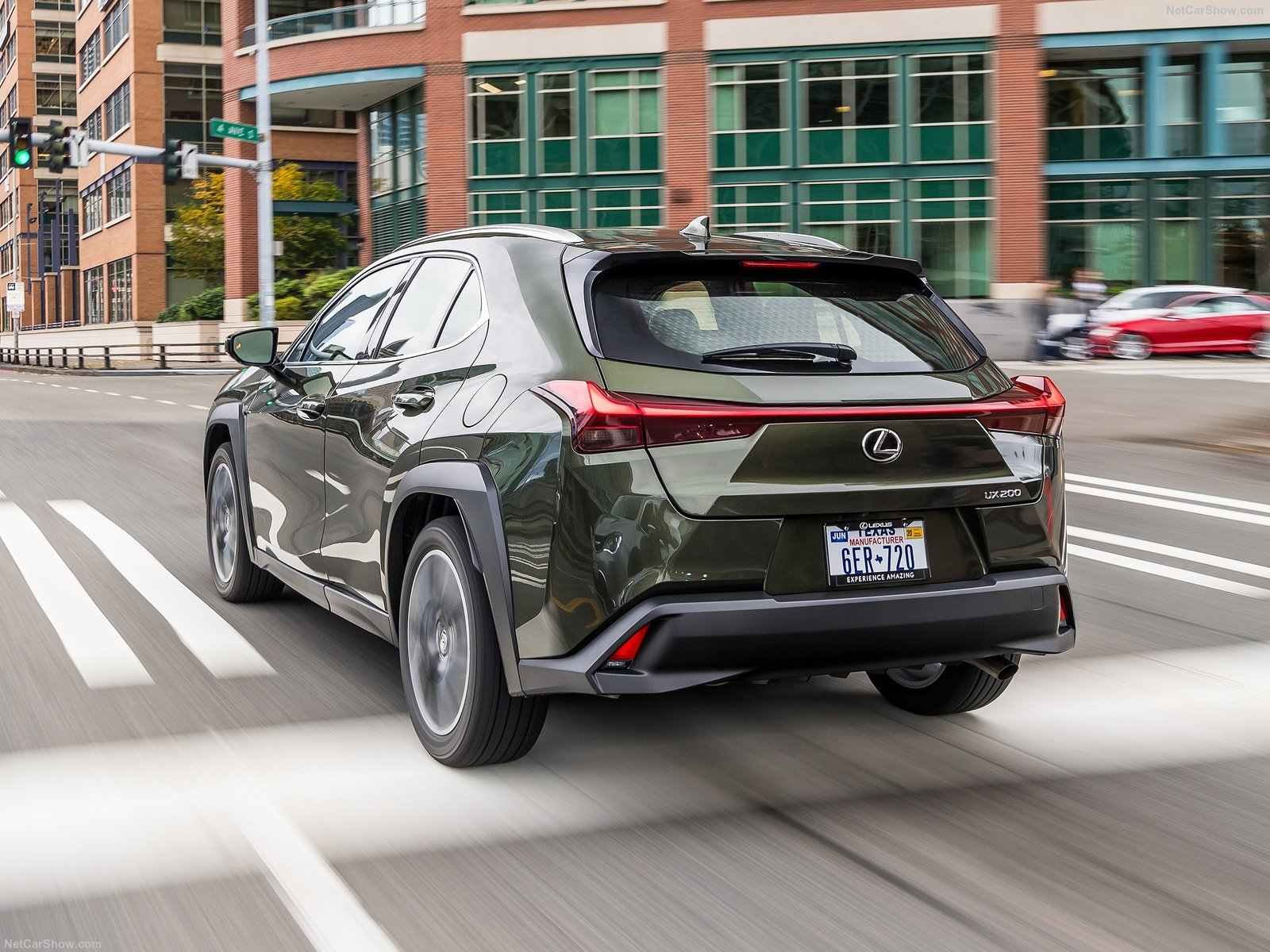 Lexus UX photo 193977