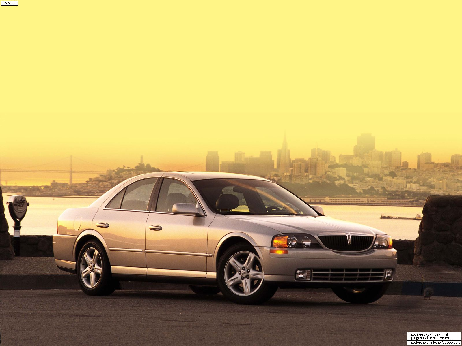 Lincoln LS photo 1851