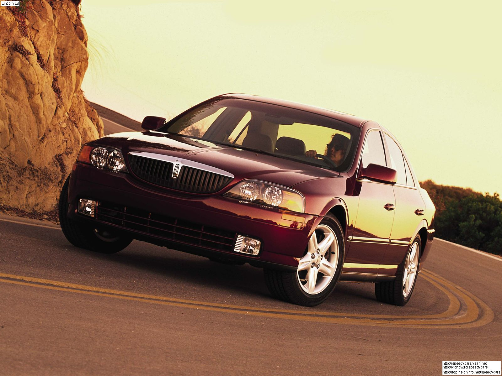 Lincoln LS photo 1852