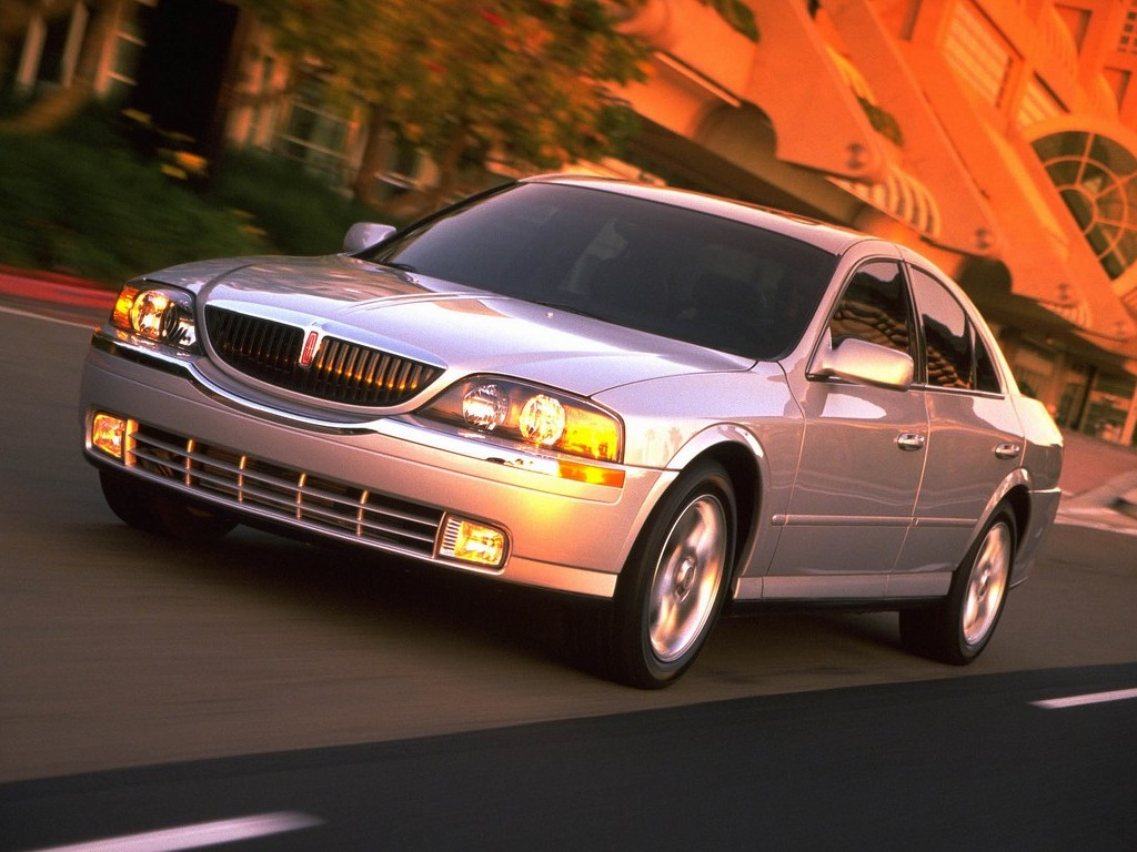 Lincoln LS photo 88016