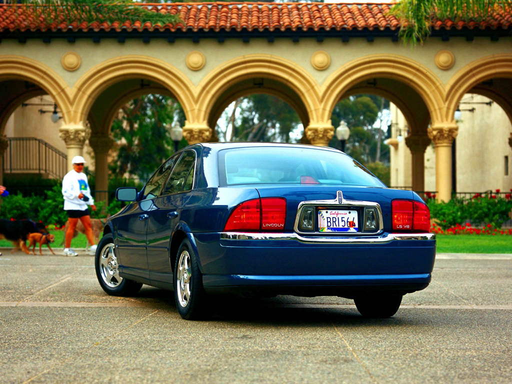 Lincoln LS photo 88023