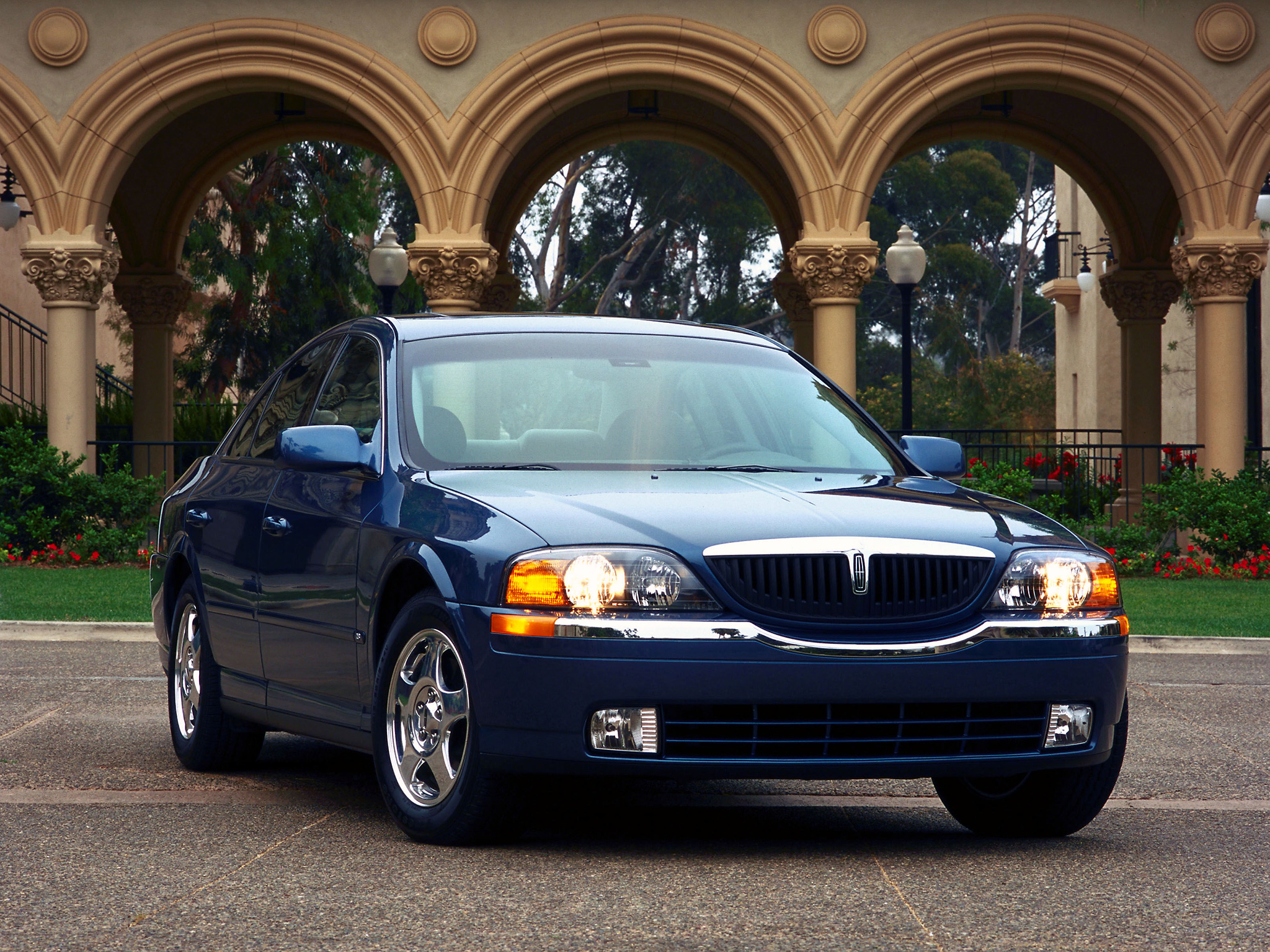 Lincoln LS photo 88026