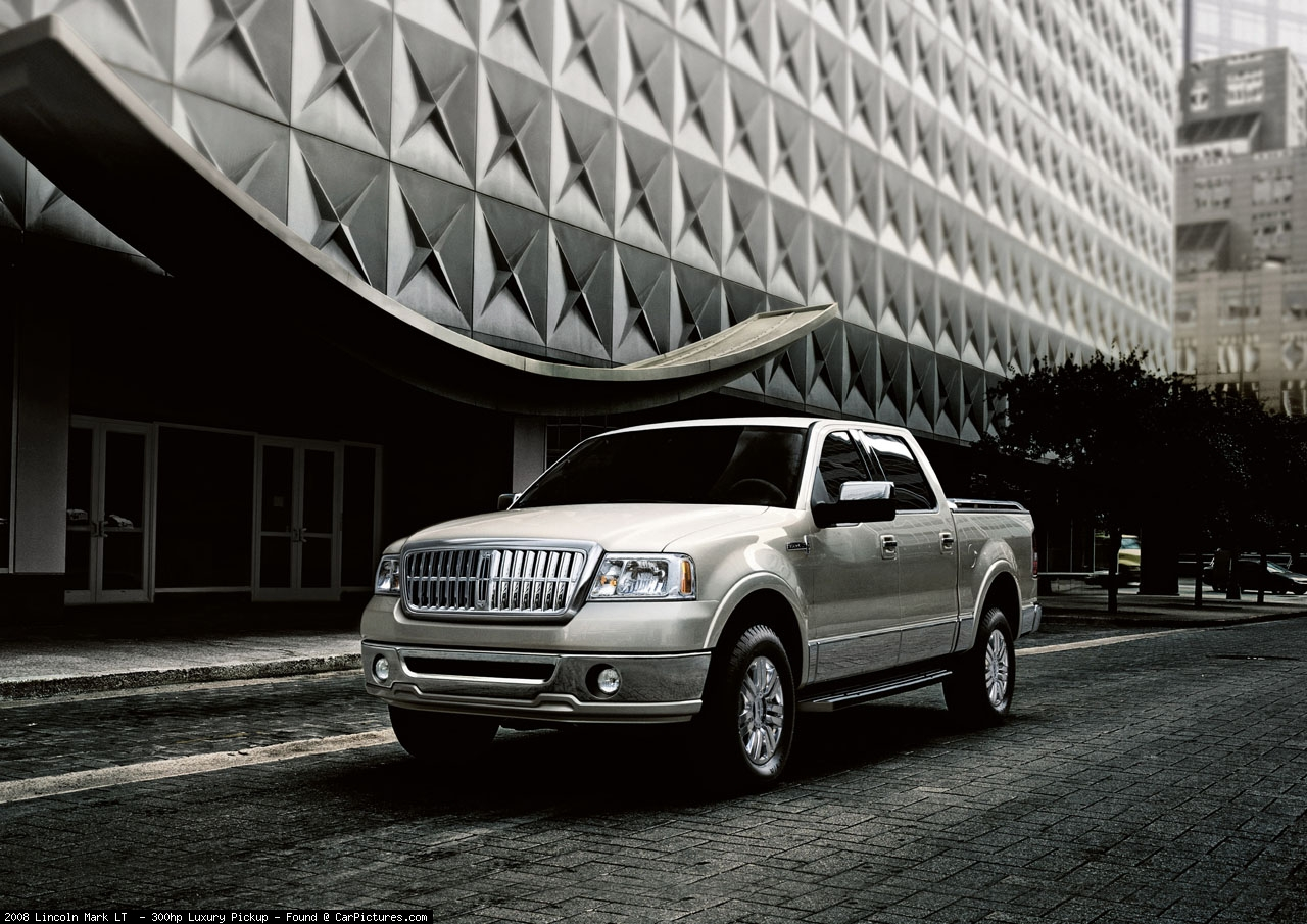 Lincoln Mark LT photo 46053