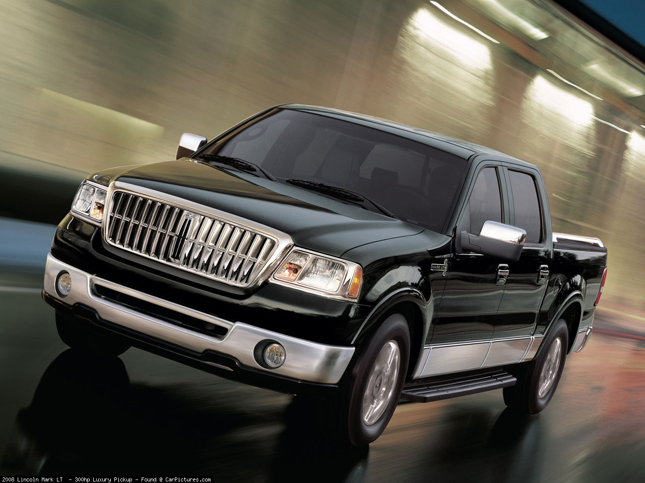 Lincoln Mark LT photo 46054