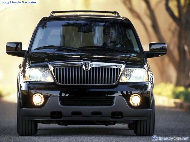 Lincoln Navigator photo 1855