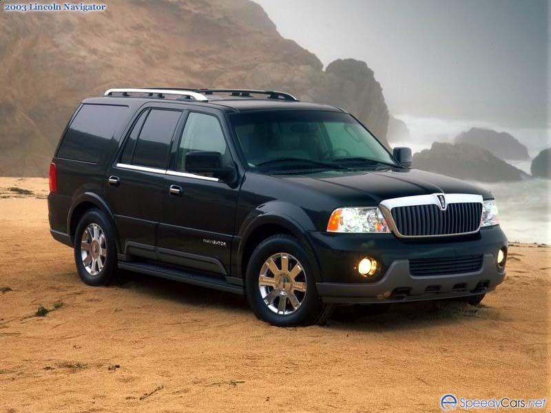 Lincoln Navigator photo 1856