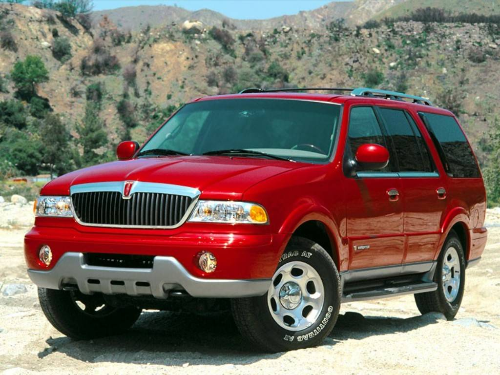 Lincoln Navigator photo 2405
