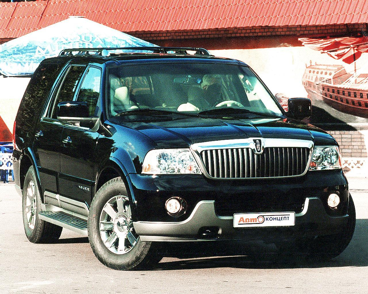 Lincoln Navigator photo 32116