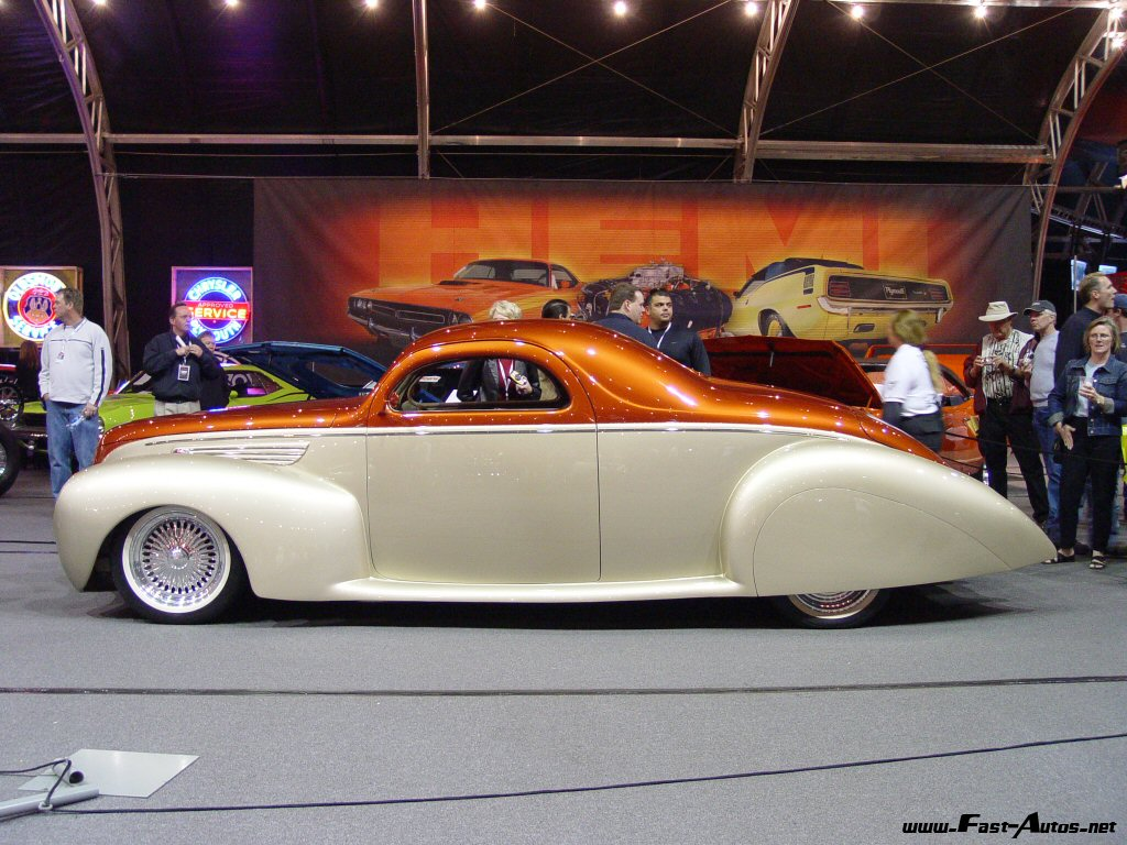 Lincoln Zephyr photo 17750