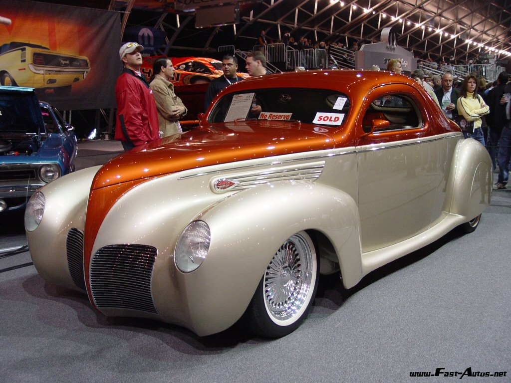 Lincoln Zephyr photo 17753