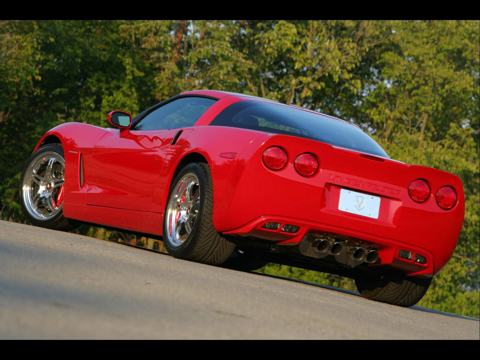 Lingenfelter Chevrolet Corvette Commemorative Edition photo 28054