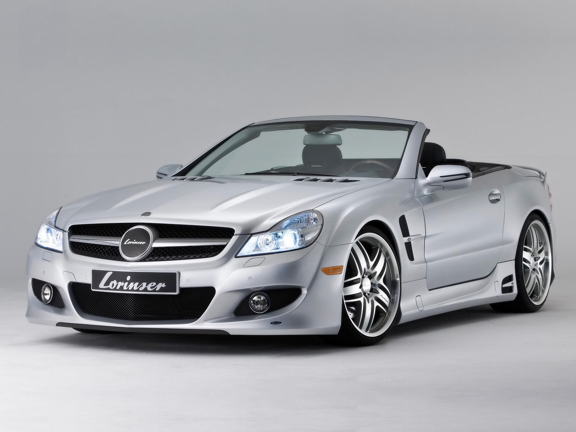 Lorinser Mercedes-Benz SL photo 58367
