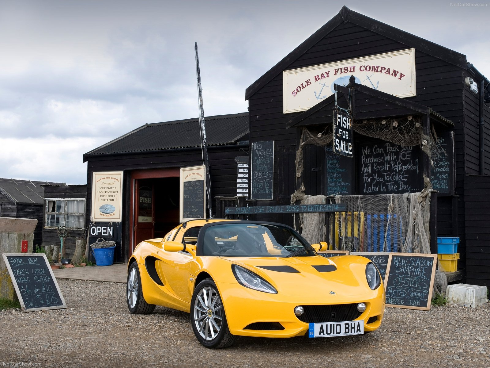 Lotus Elise Club Racer photo 116025