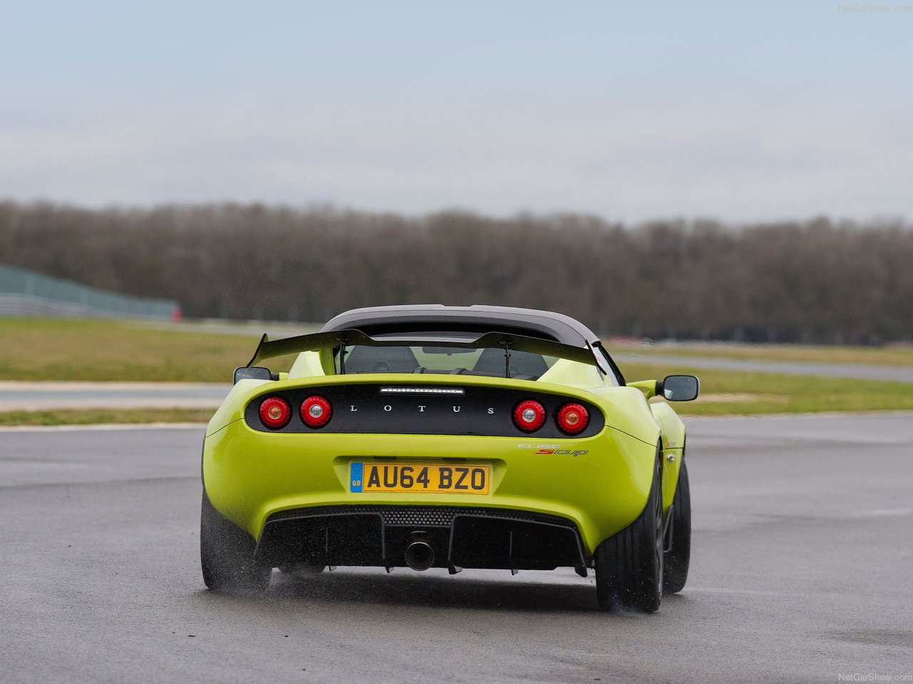 Lotus Elise S Cup photo 141283