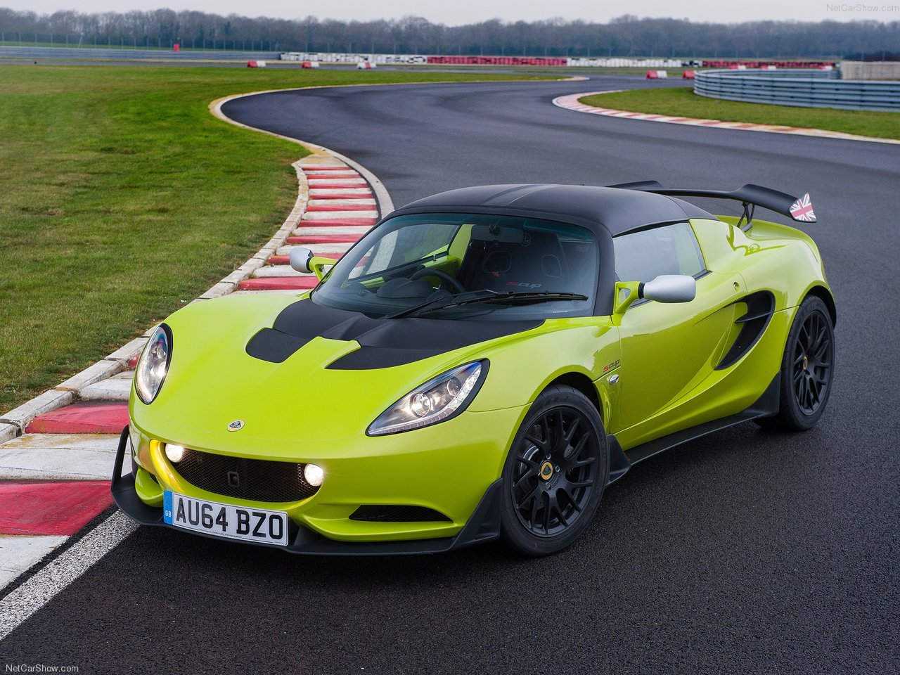 Lotus Elise S Cup photo 141506