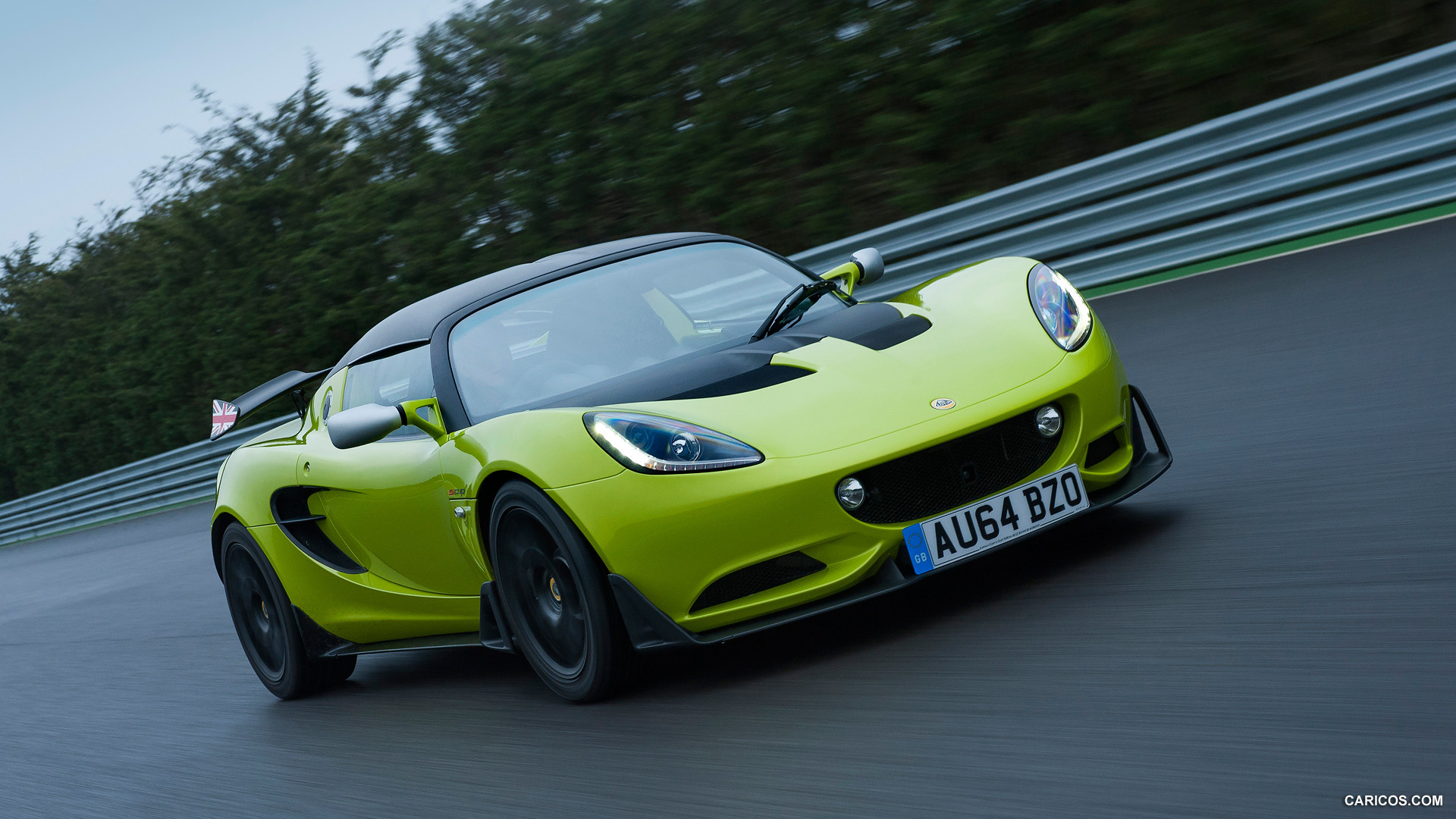Lotus Elise S Cup R photo 136659