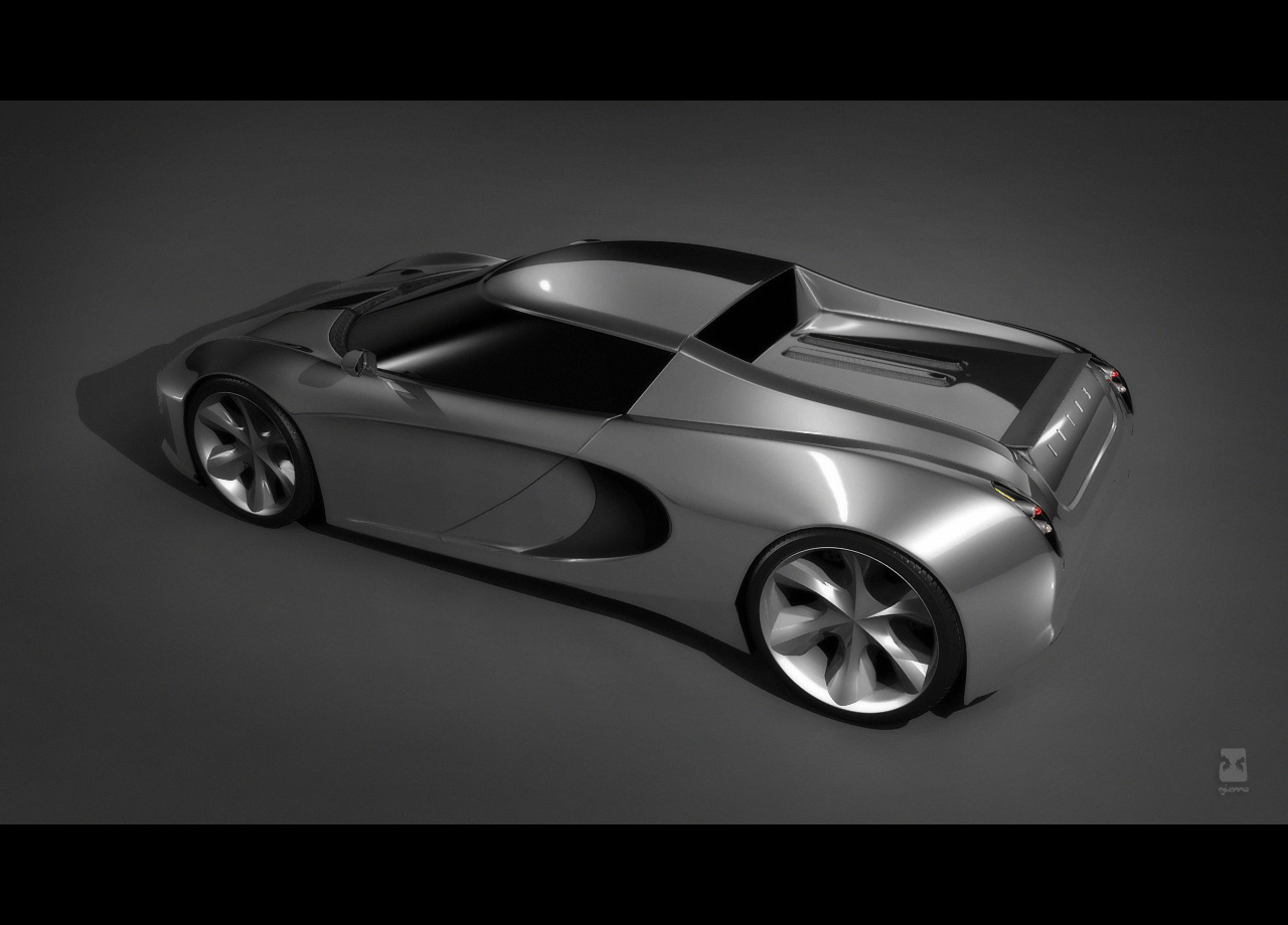 Lotus Europa i6 Concept Design by Idries Noah photo 58012