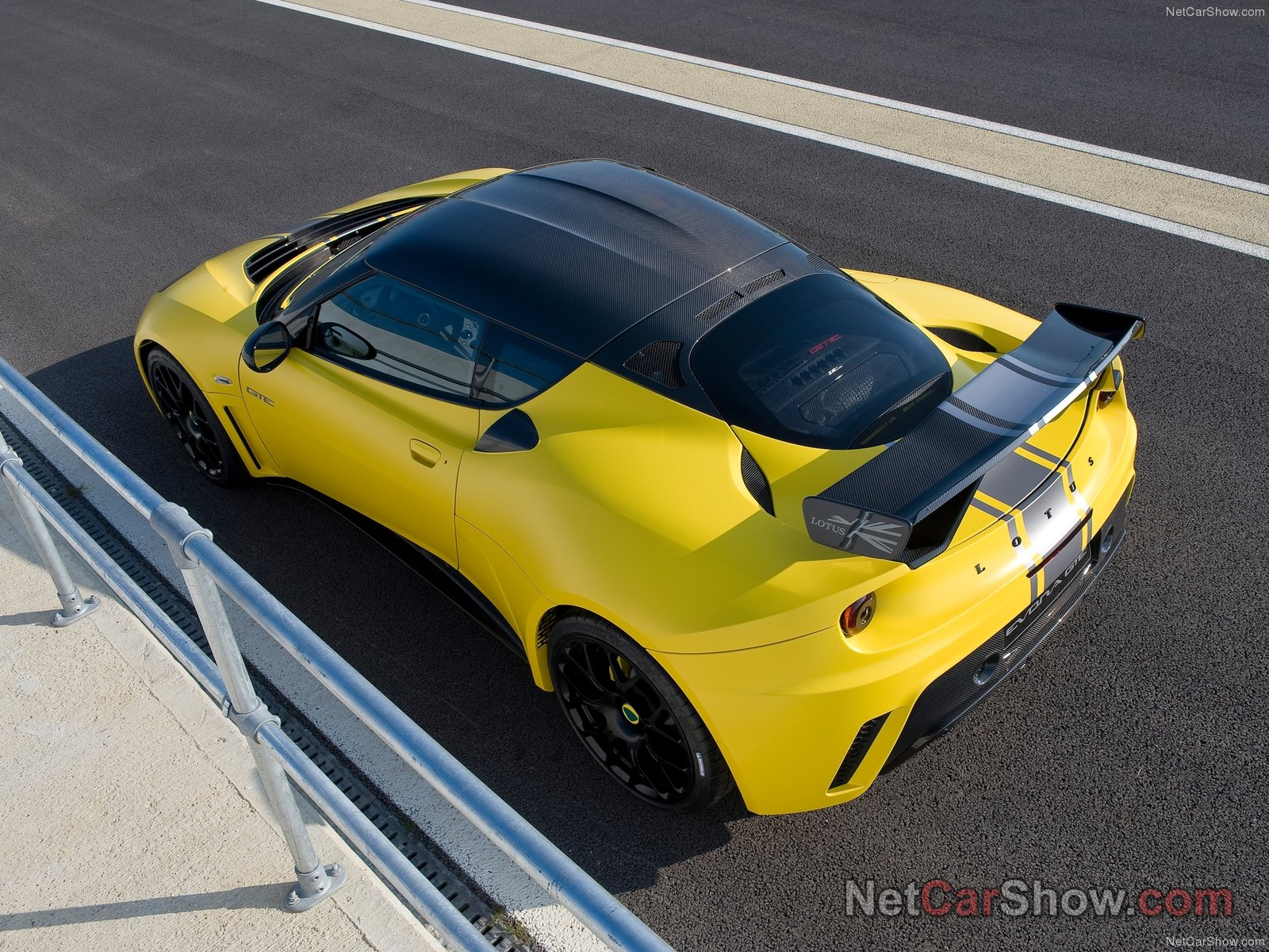Lotus Evora GTE photo 91839