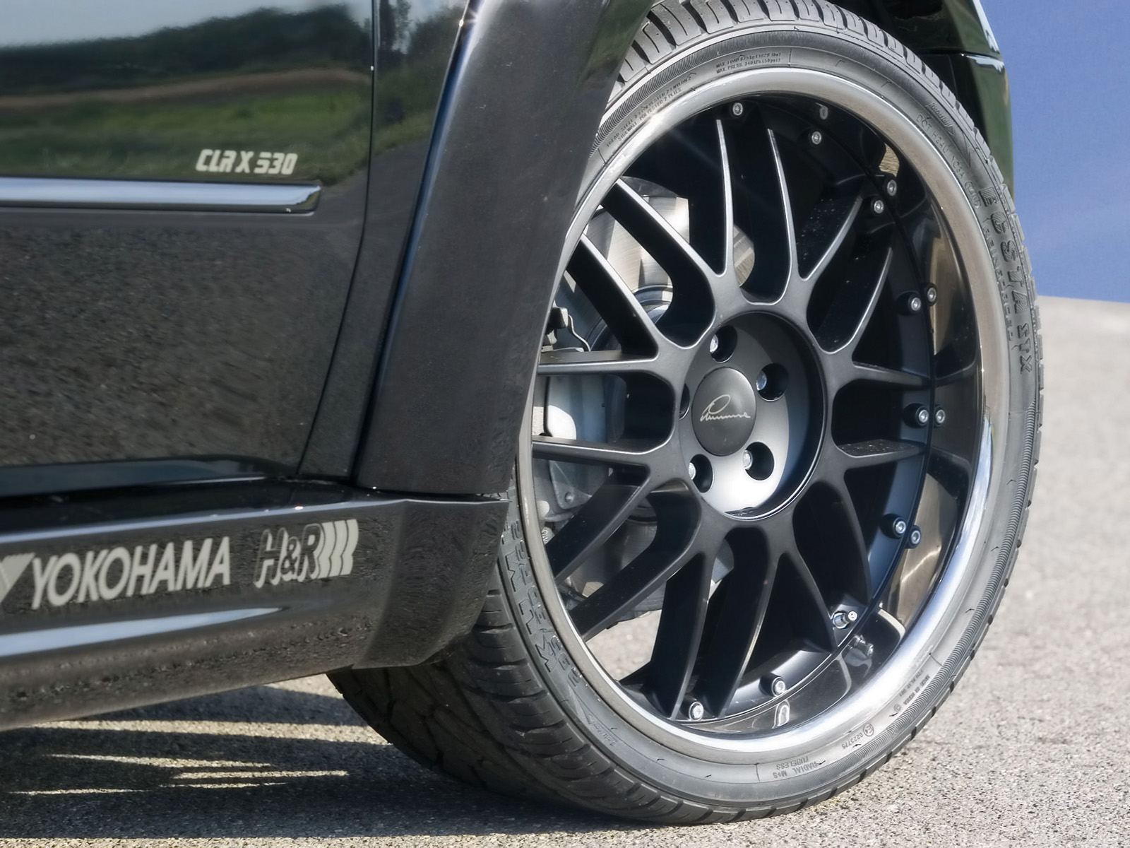 Lumma BMW CLR X530 photo 53435