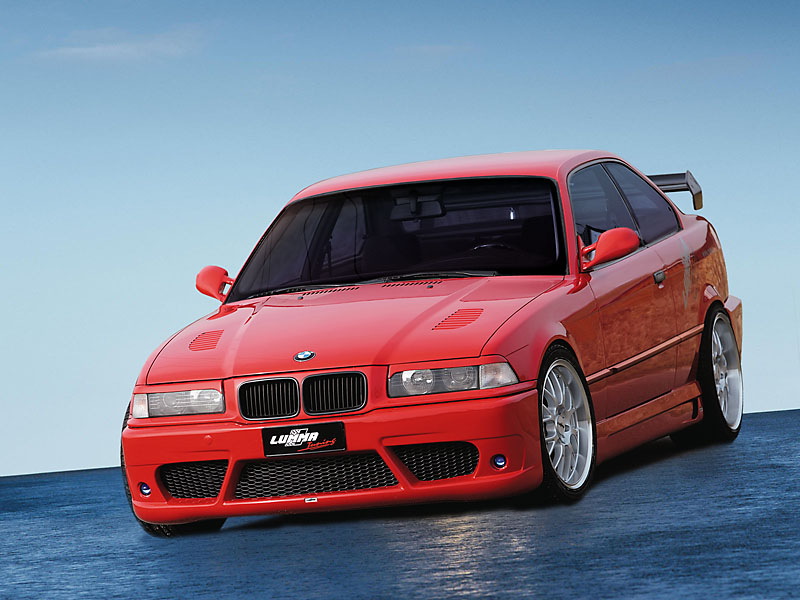 Lumma BMW E36 CLR photo 29050