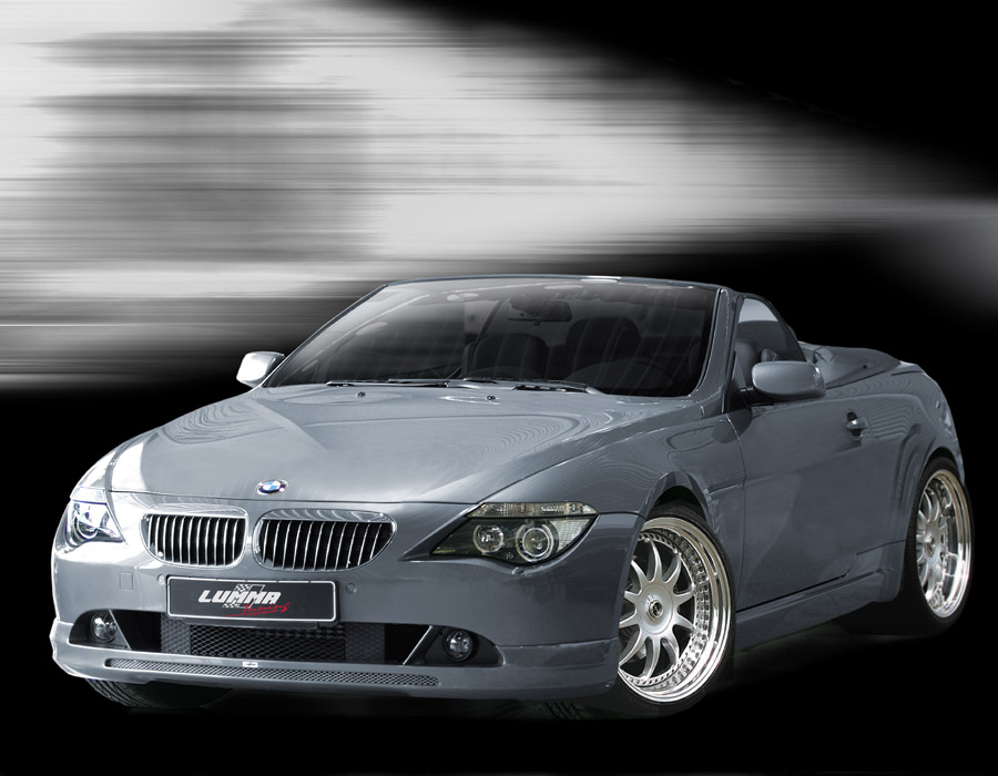 Lumma BMW E63 CLR-S photo 29067