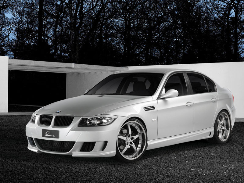 Lumma BMW E90 CLR 3 RS photo 29058