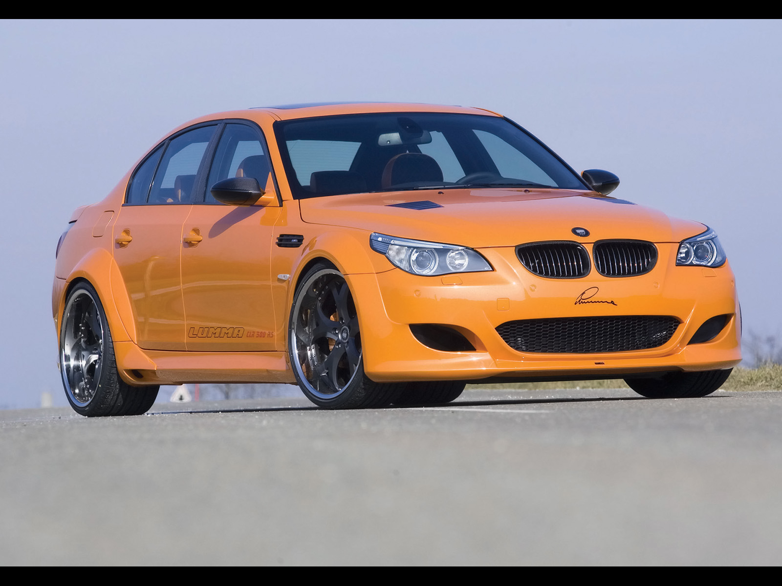 Lumma BMW M5 CLR 500 RS photo 43509