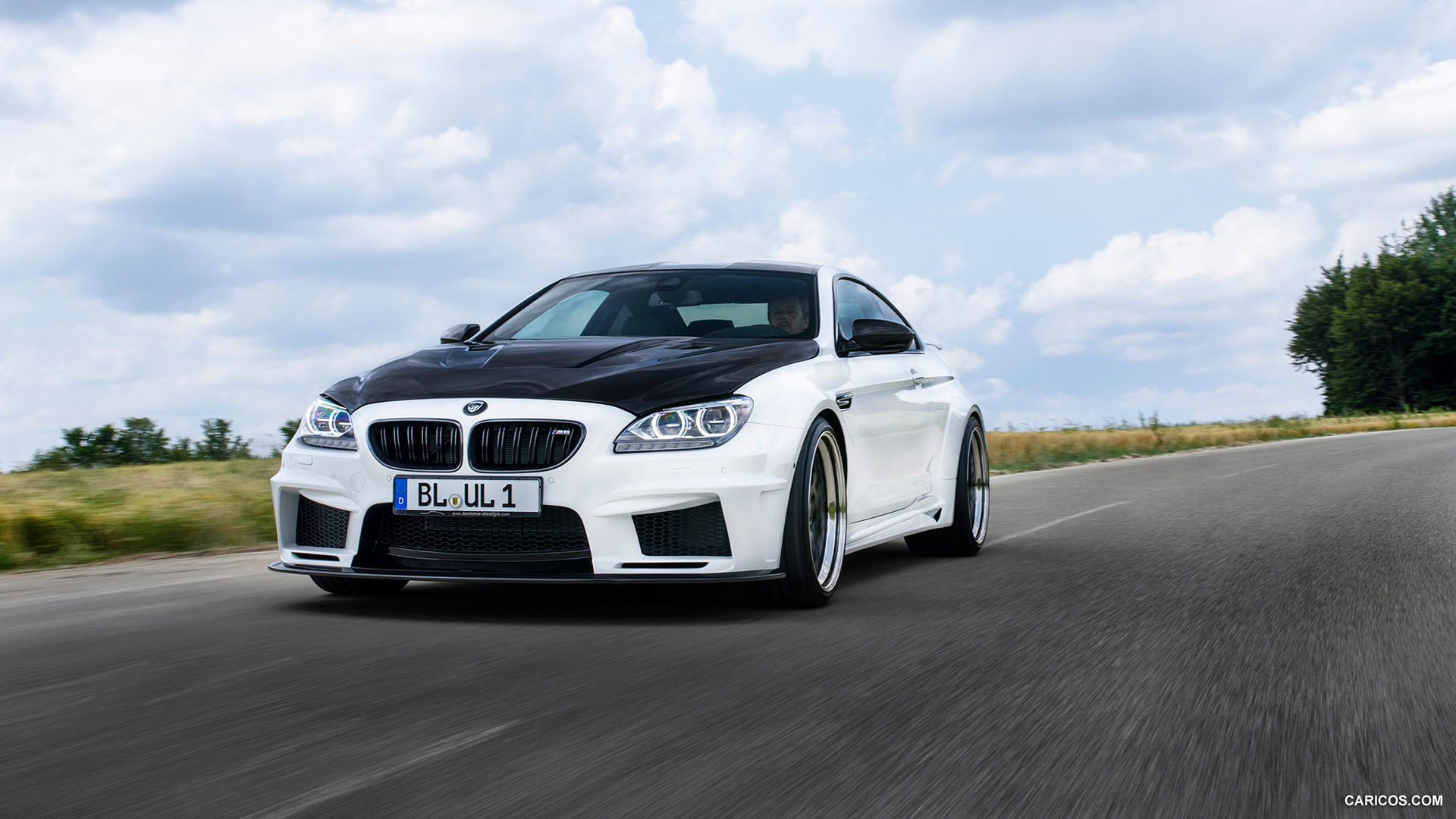 Lumma BMW M6 Coupe photo 131574