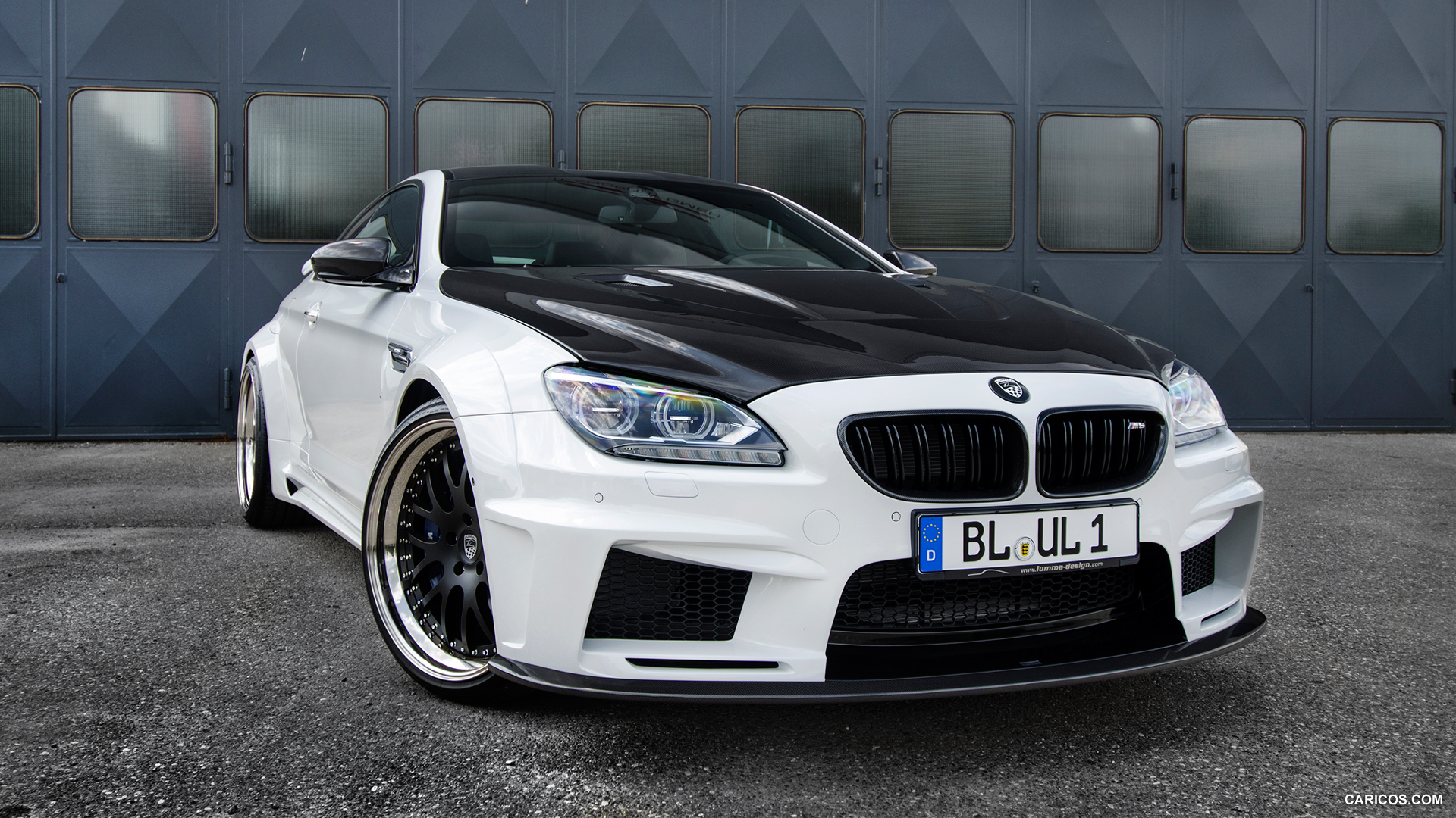 Lumma BMW M6 Coupe photo 131581