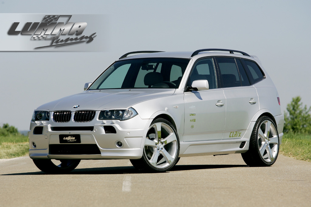 Lumma BMW X3 CLR X photo 29061