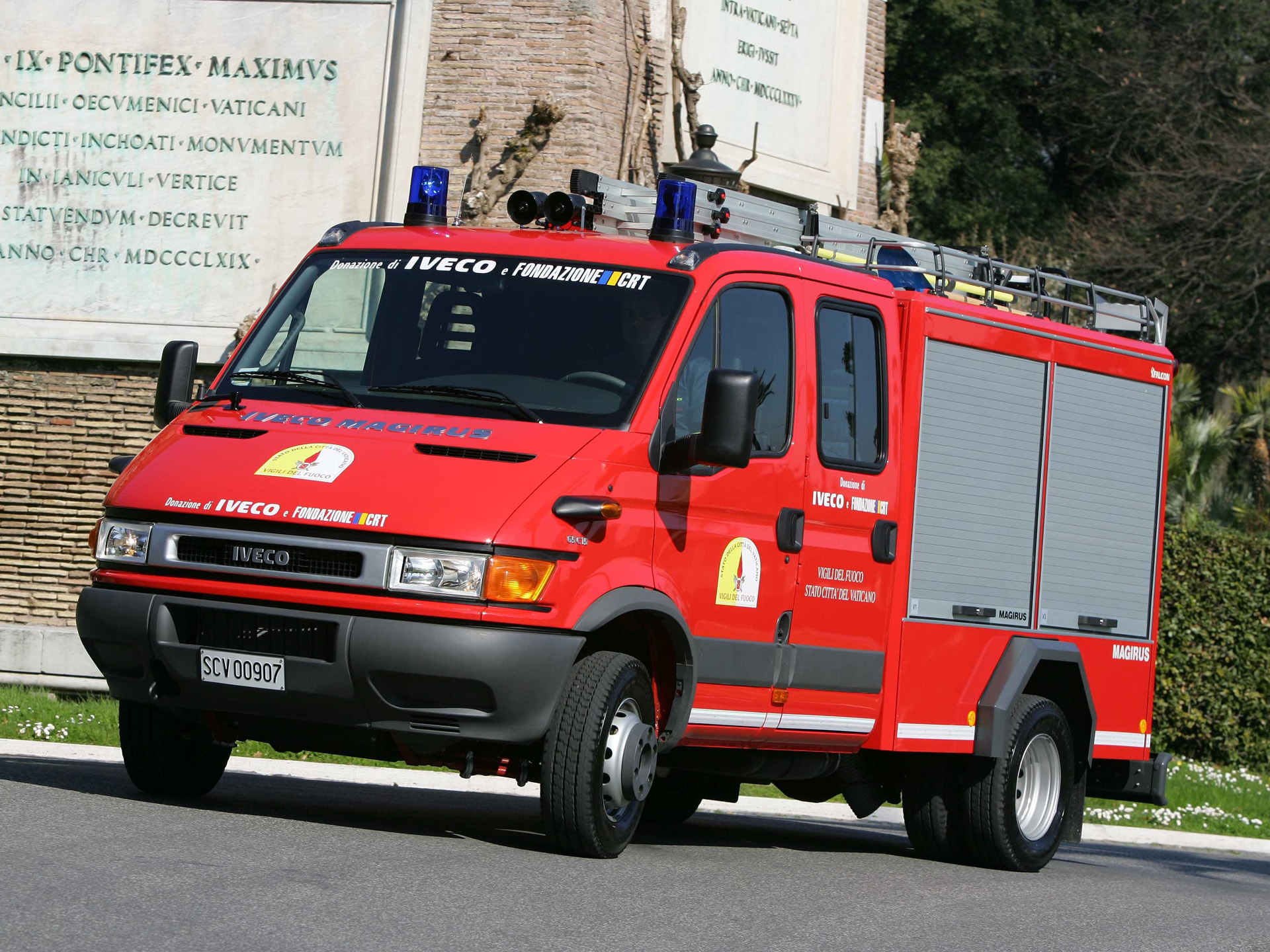Magirus Falcon photo 60081