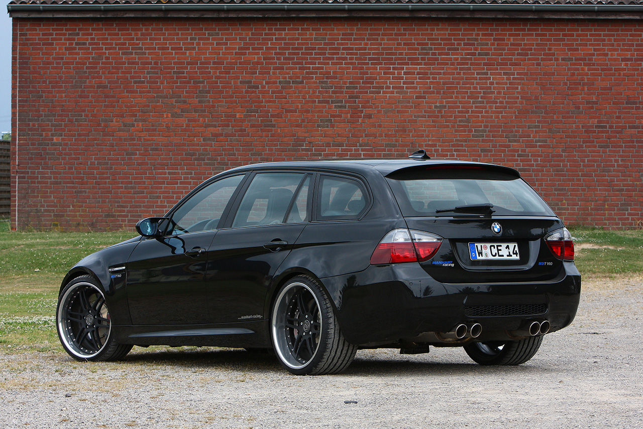 Manhart Racing BMW M3 T 5.0 V10 SMG photo 67423