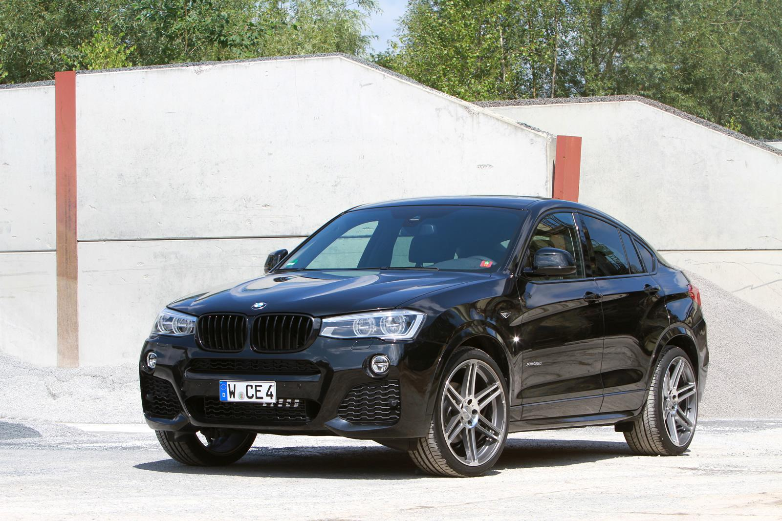 Manhart Racing BMW X4 xDrive35d photo 126942