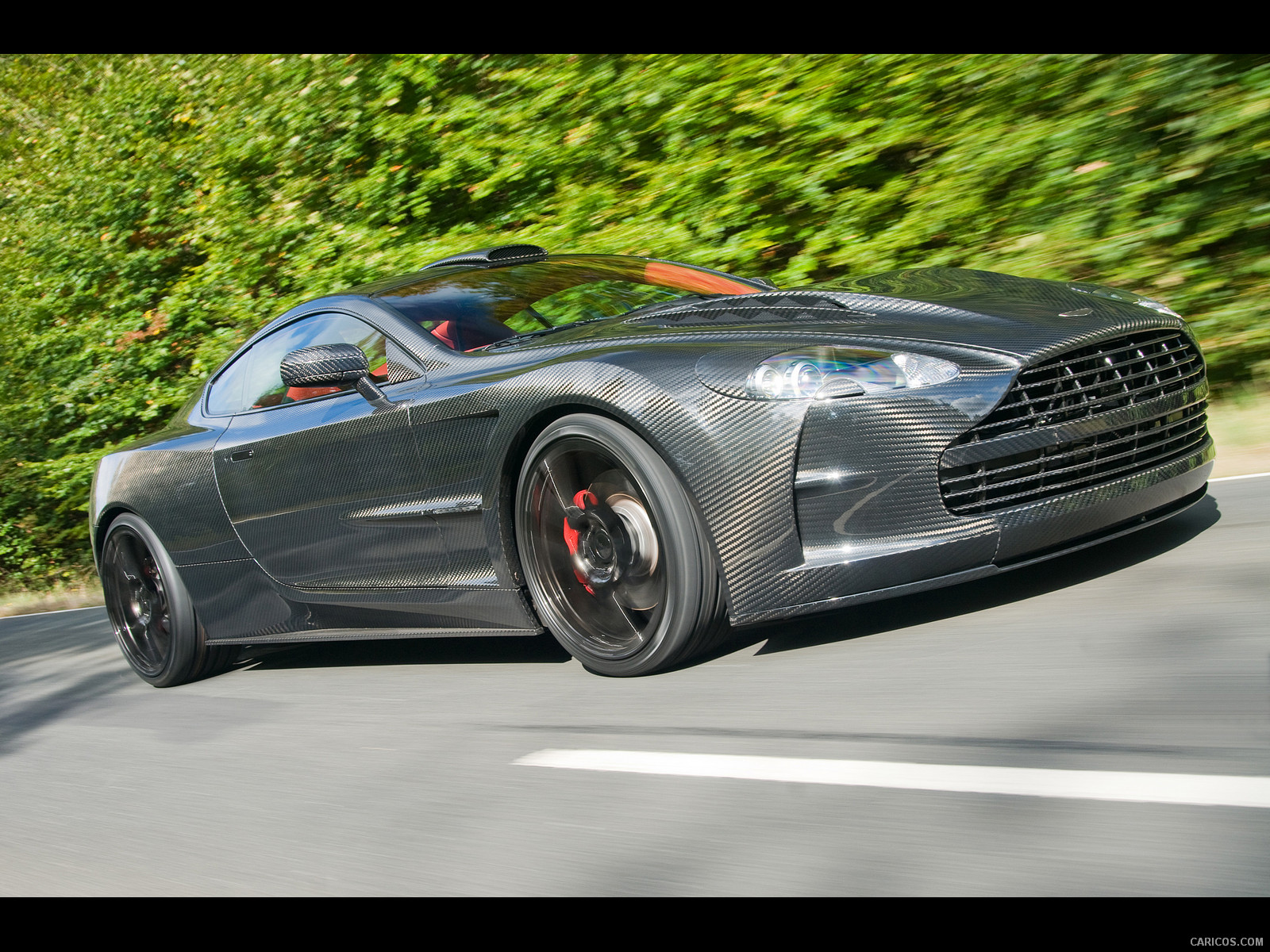 Mansory Aston Martin DB9 photo 131281