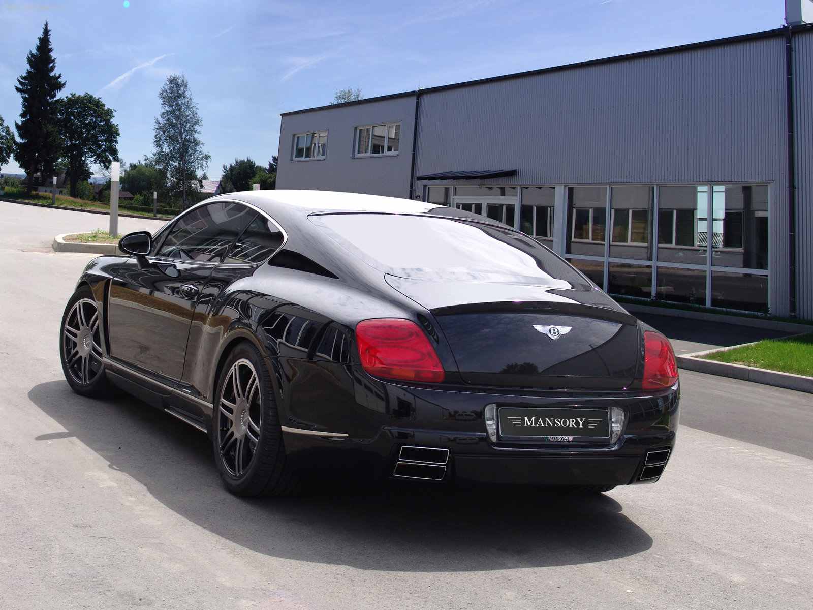 Mansory Bentley Continental GT photo 47698