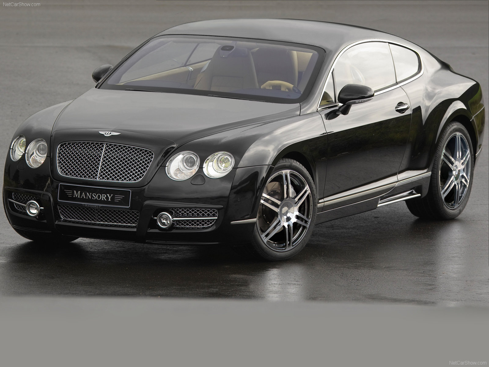 Mansory Bentley Continental GT photo 47701