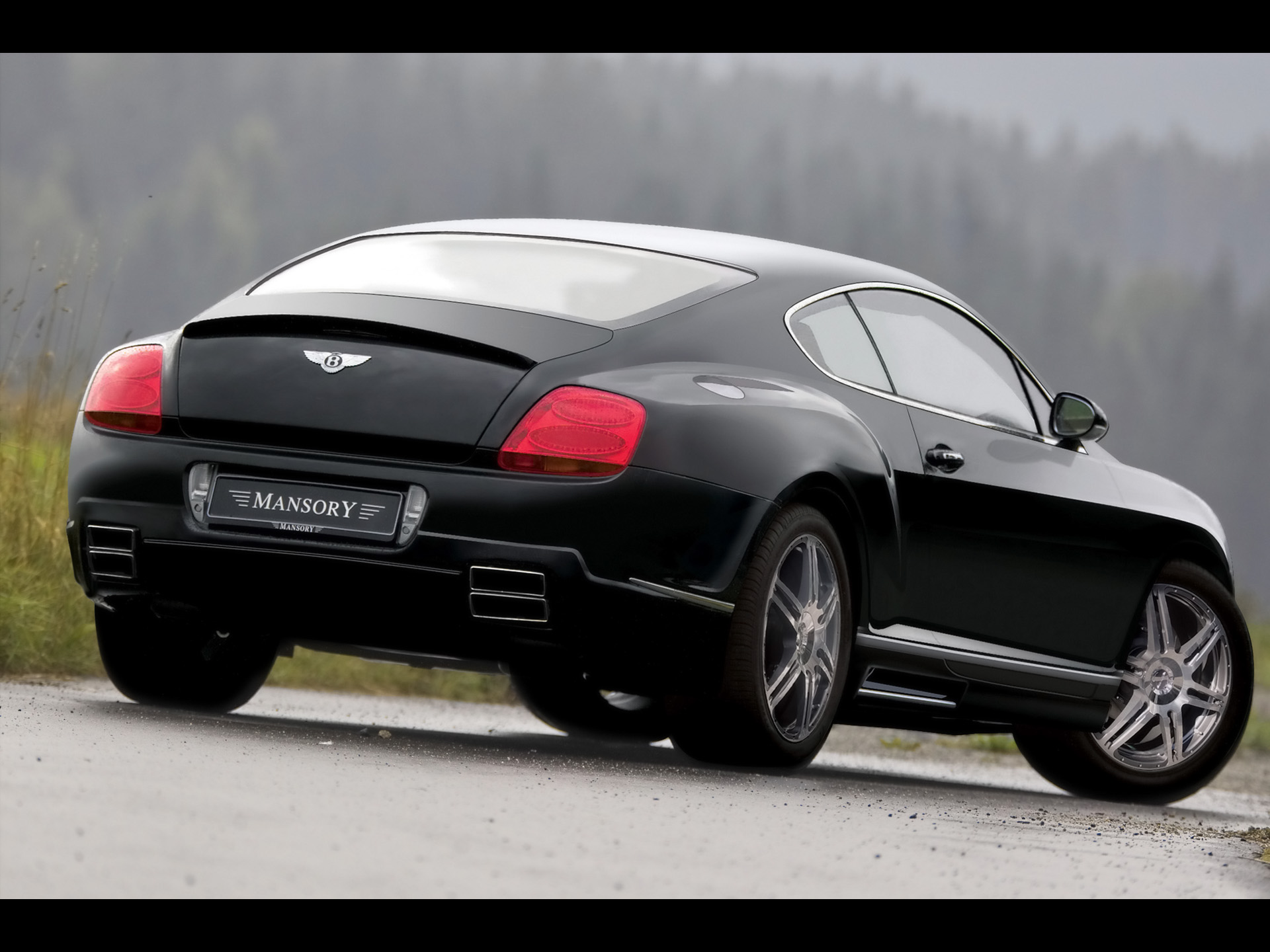 Mansory Bentley Continental GT photo 48520