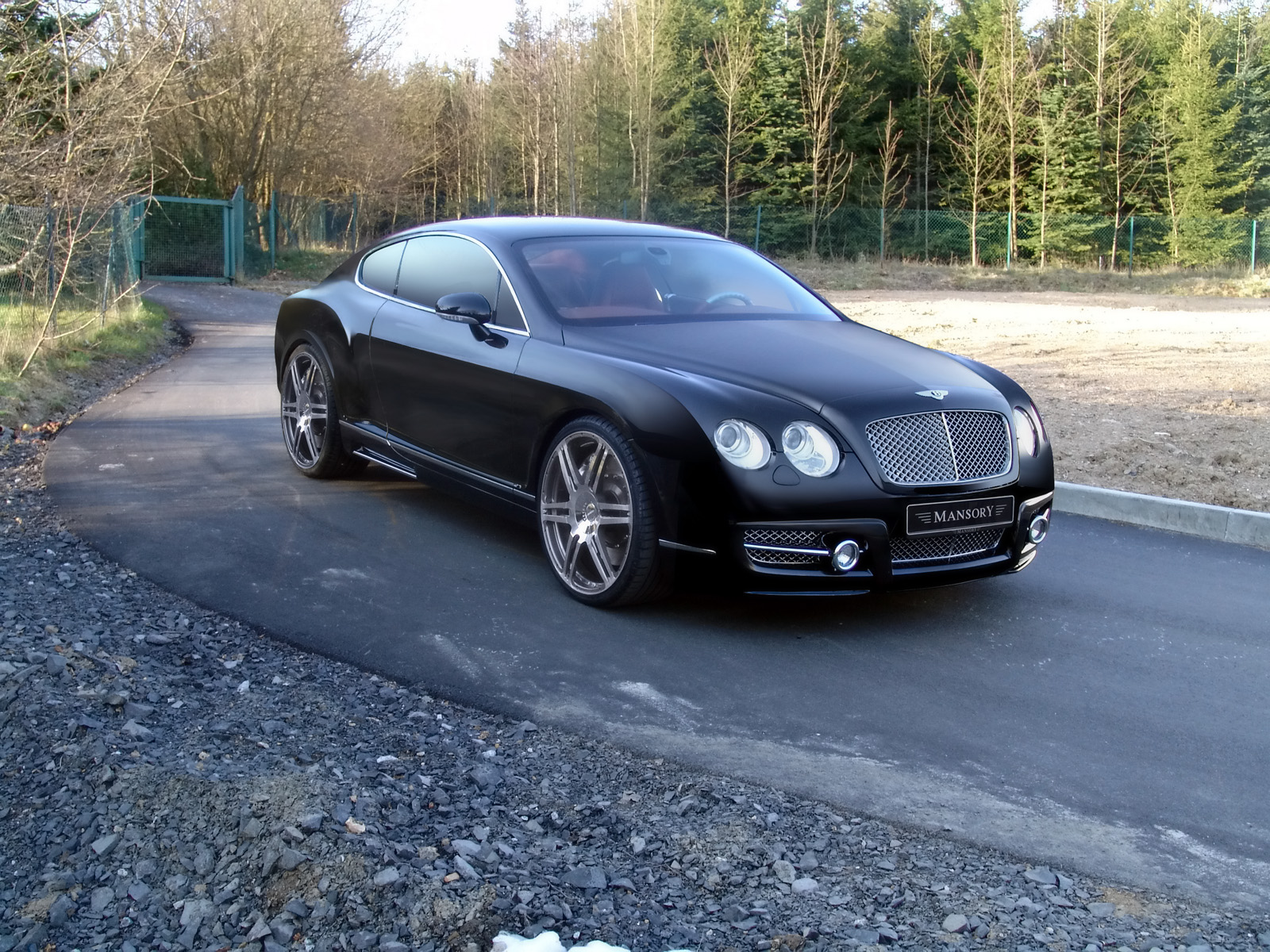Mansory Bentley Continental GT photo 48533
