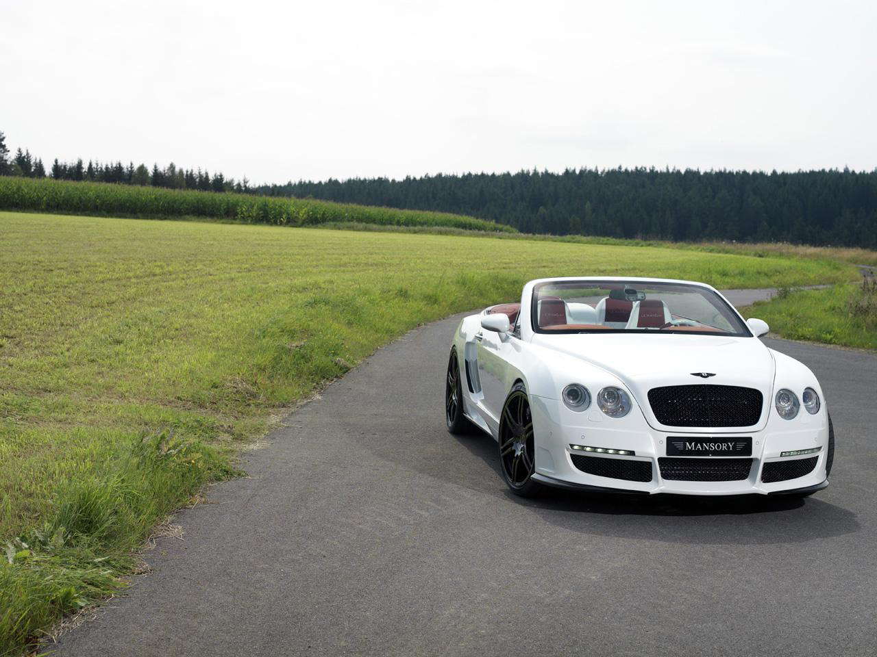 Mansory Bentley Continental GT photo 49279