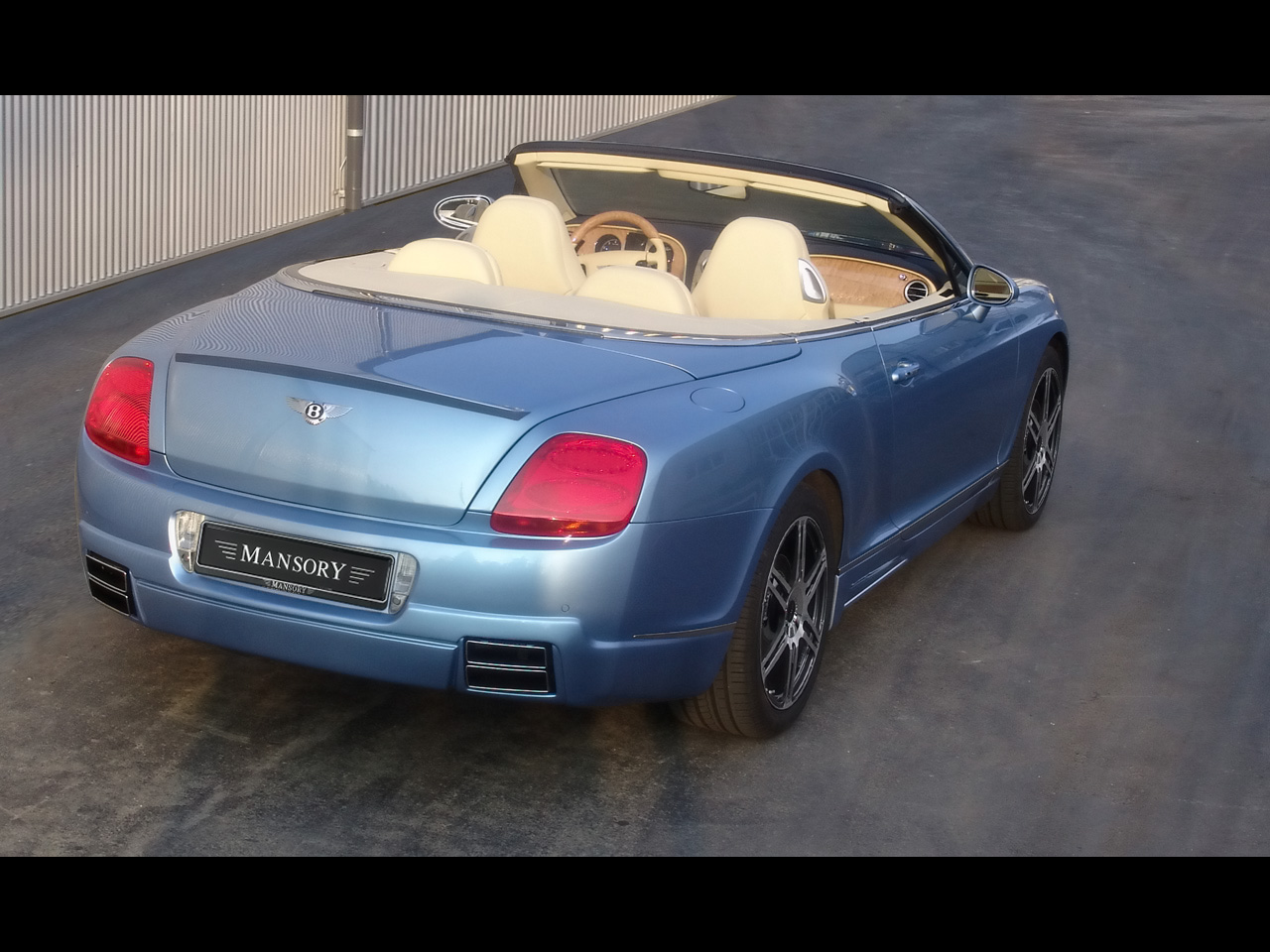 Mansory Bentley Continental GTC photo 48526