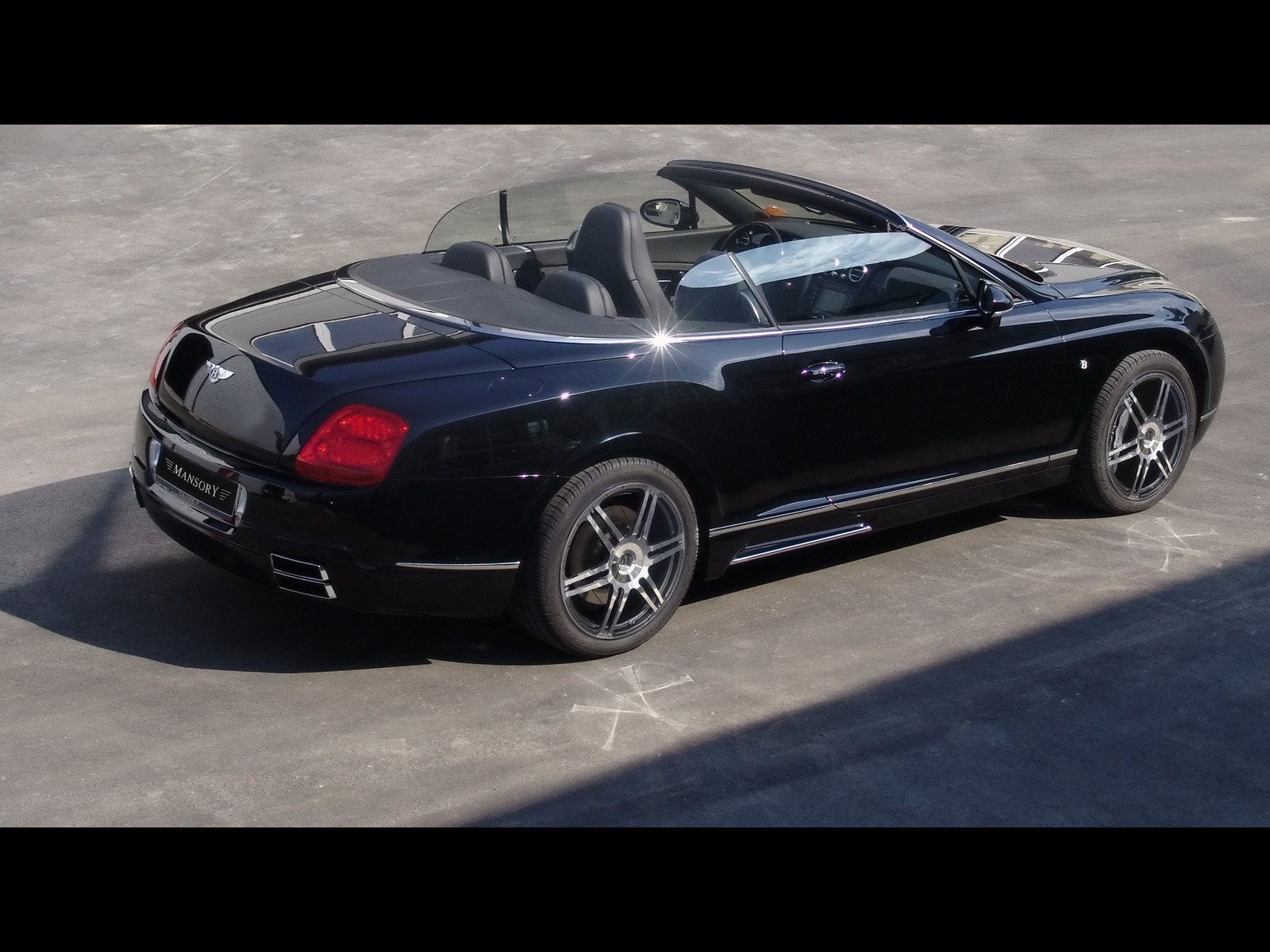 Mansory Bentley Continental GTC photo 48528