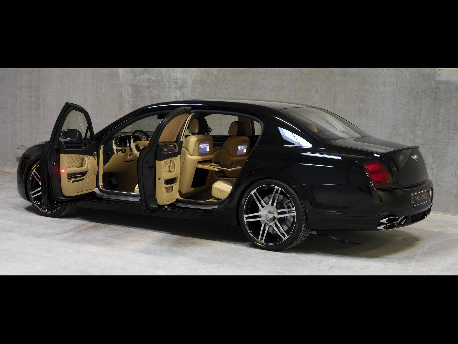 Mansory Bentley Flying Spur Picture 48549 Mansory Photo Gallery Carsbase Com