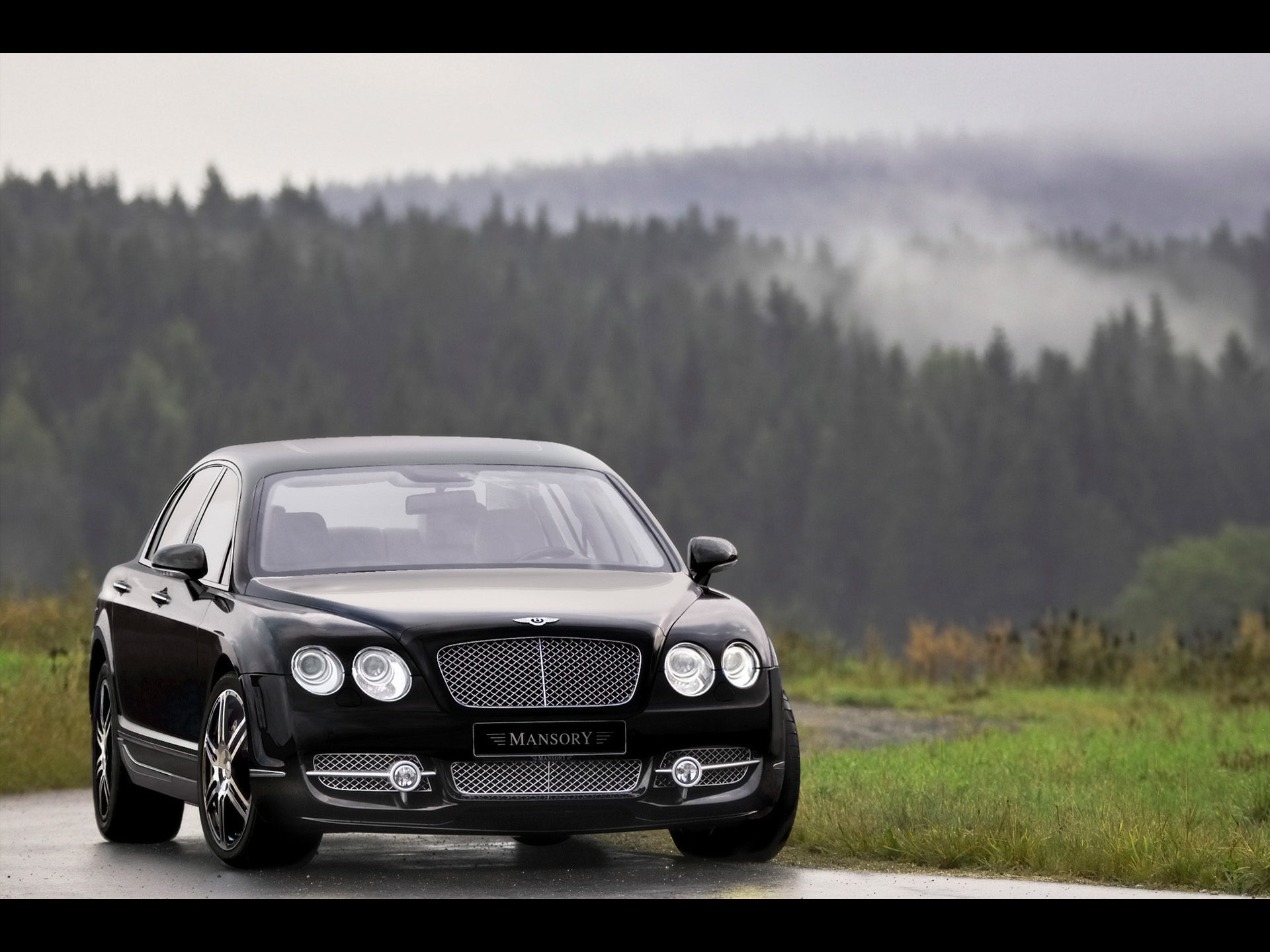 Mansory Bentley Flying Spur photo 48555