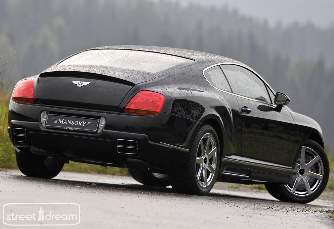 Mansory Continental GT photo 28363