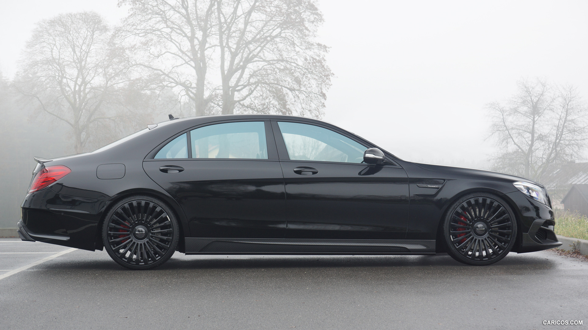 Mansory Mercedes-Benz S63 AMG photo 134572