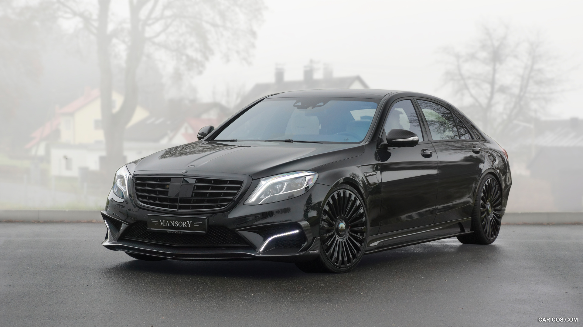 Mansory Mercedes-Benz S63 AMG photo 134582