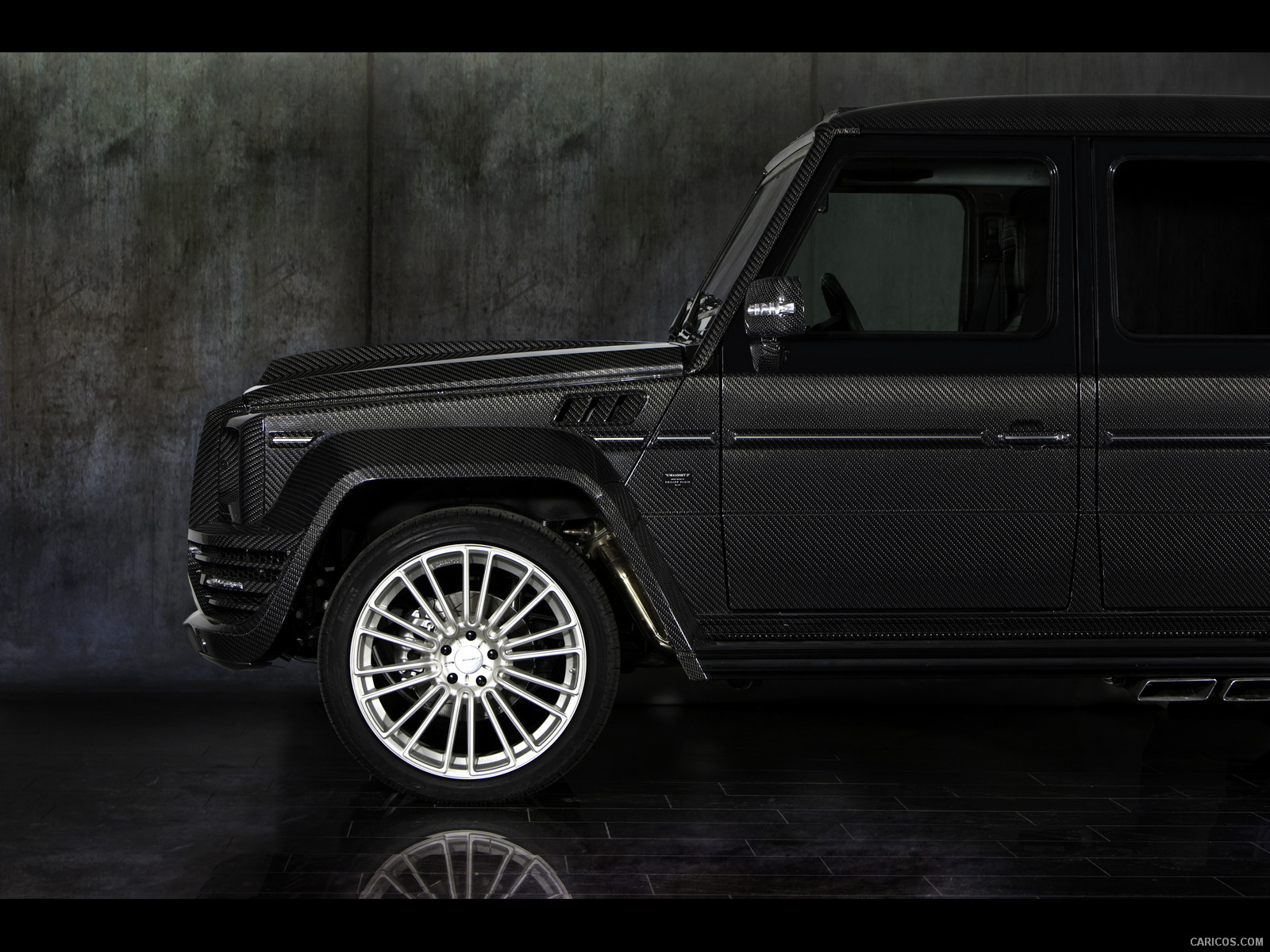 Mansory Mercedes G-Class photo 132347