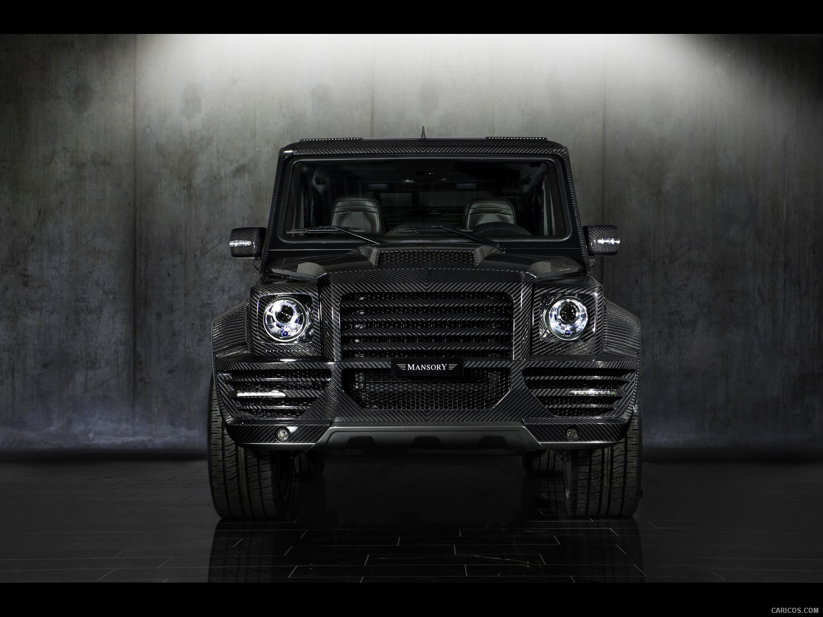 Mansory Mercedes G-Class photo 132349