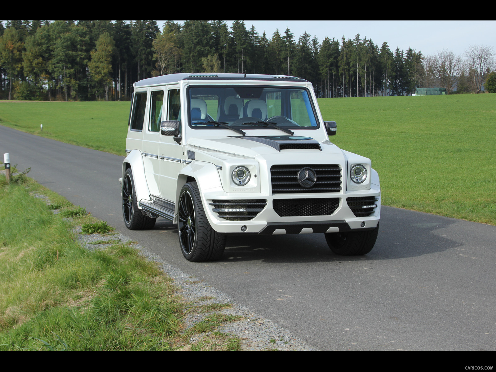 Mansory Mercedes G-Class photo 132373